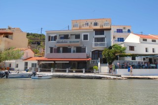 elena apartments on samos island