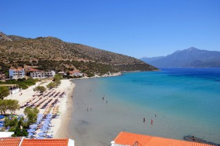 location elena apartments samos